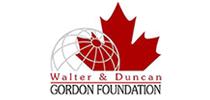 Walter & Duncan Gordon Foundation